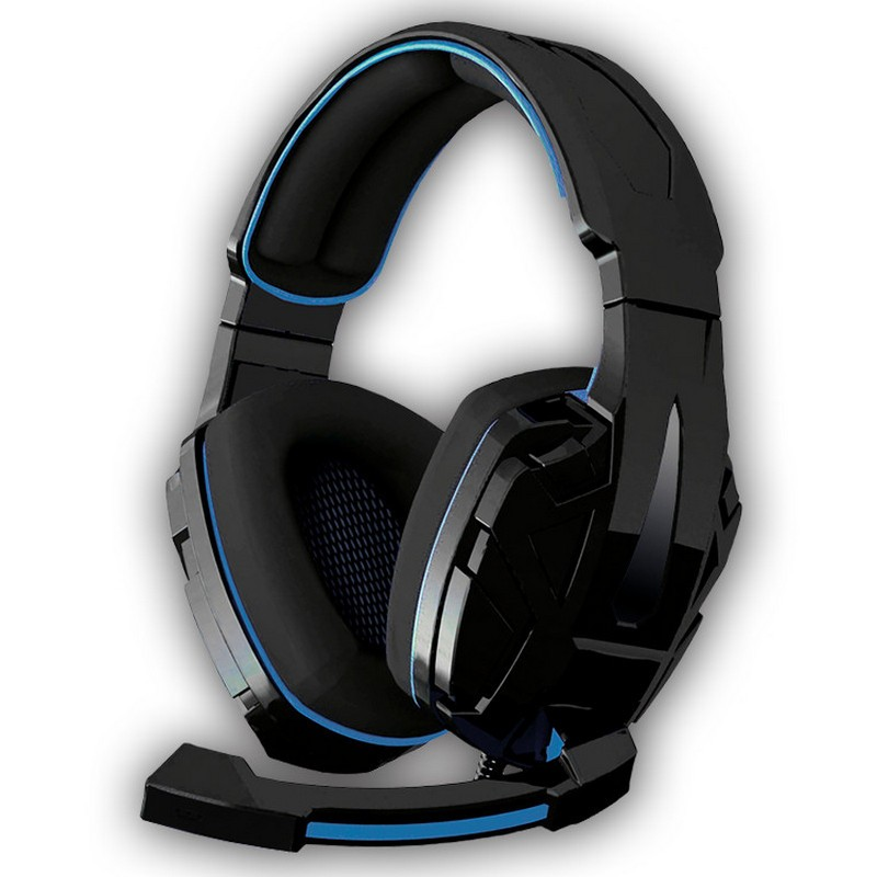 Auricular Con Micr 243 Fono Gaming Para Pc Ps4