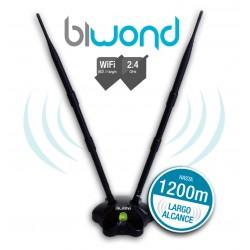 Wifi DUAL Usb AW1200 150Mbps BIWOND