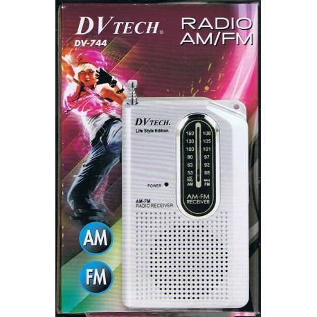 Radio AM/FM DV-TECH