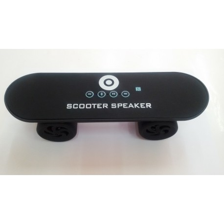 Altavoz Bluetooth Patinete