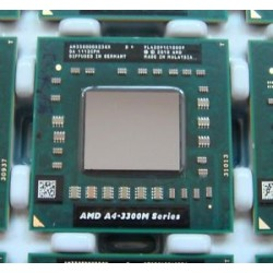 CPU AMD A4-3300M AM3300DDX23GX