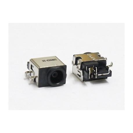 Conector DC Jack Samsung NP N148 N220 R528