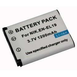 Batería Nikon EN-EL19 1200 mAh Compatible