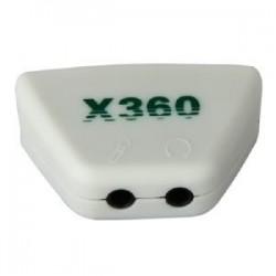 Adaptador Auricular para mando XBOX 360