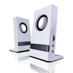 Altavoces 2.0 B-MOVE B-Blast 200 White
