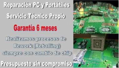 Reparacion PC y Portátiles